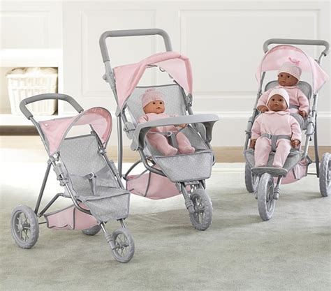 pottery barn stroller doll quot my quot stroller pottery barn