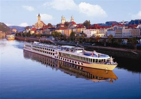 European River Boats by European River Cruises A Surging Honeymoon Trend