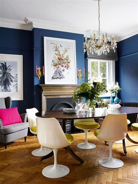 They are not just pretty rooms to look at. Colourful remodel of Victorian semi (With images) | Dining ...