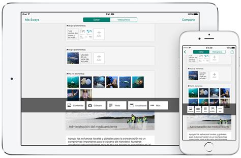 support iphone bureau bringing sway apps to more platforms and devices office