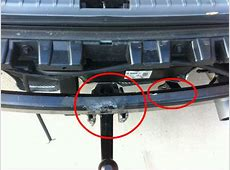 DIY OEM Tow bar Hitch install Bimmerfest BMW Forums