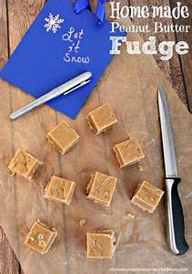 Homemade Fudge on Pinterest