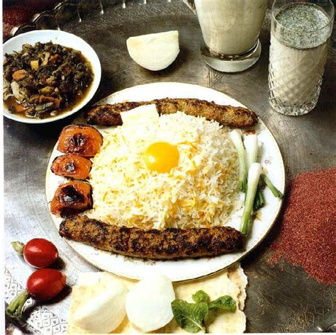 cuisine iranienne food in dates nan and rice