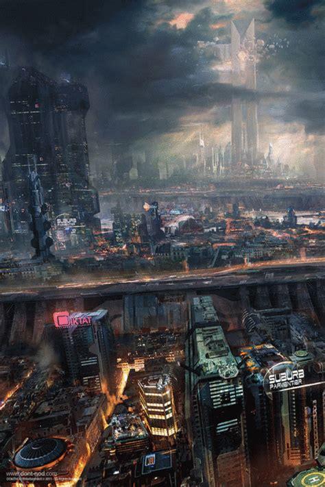 cyberpunk inspiration  image ashes  dystopia mod db