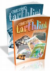 Earthlink 5th Class & Activity Book (Pack) | Folens