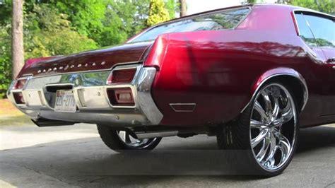 1971 Oldsmobile Cutlass w/ 24's on Vimeo