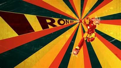 Retro Wallpapers Iron Ironman Comics Ipad Iphone