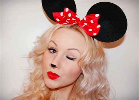 minnie maus karneval fasching schminken welche grundregeln sollte beachten