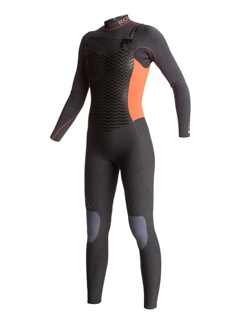Performance 3/2mm - Chest Zip Full Wetsuit 3613372122705 ...