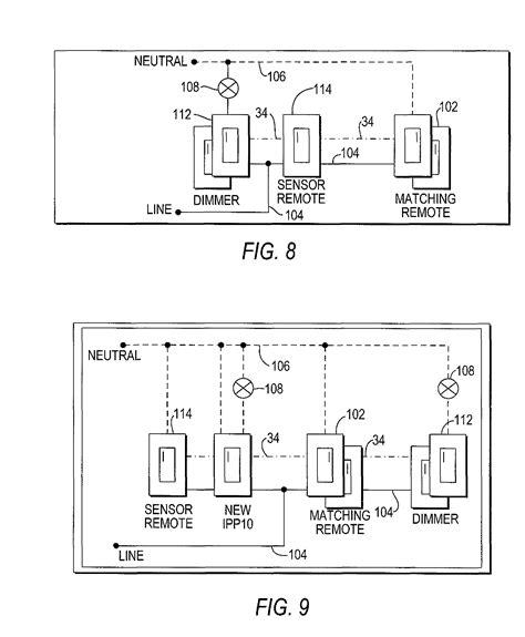 patent  lighting control system