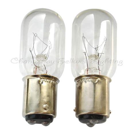 miniature bulb 120v 15w ba15d t22x56 a039 a039 0