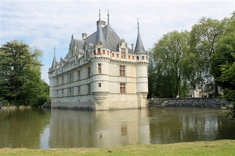 Azay Le Rideaux by Loire Valley Azay Le Rideau Chateau Travel Initiative