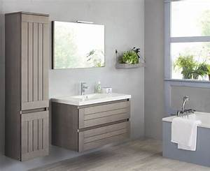 Miroir de salle de bain castorama neon with miroir de for Salle de bain design avec rangement salle de bain castorama
