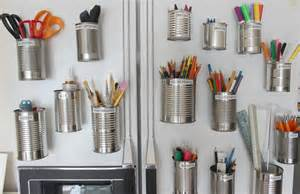 Art Supplies Organizing Ideas