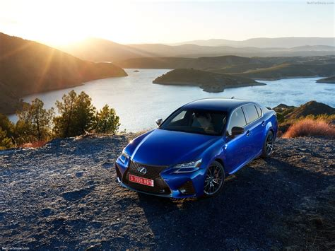 Lexus Debuts 2016 Gs F (pictures Starting On Page 8