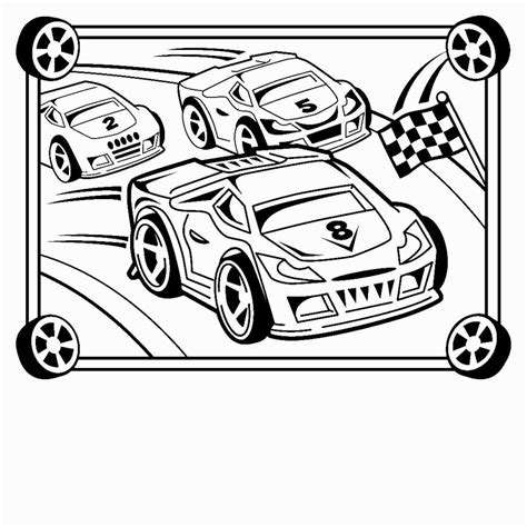 race car coloring pages coloring pages cars coloring