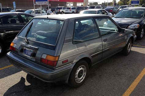 Toyota Corolla Fx by Curbside Classic 1988 Toyota Corolla Fx Not Even Broken