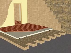 Isolation Des Sols : isolation thermique des sols gr ce aux blocs de chanvre ~ Melissatoandfro.com Idées de Décoration