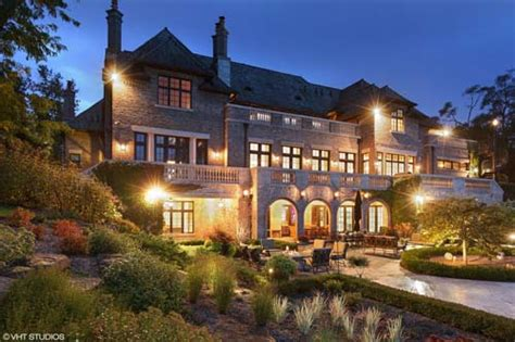 barrington hills mansion named  beautiful