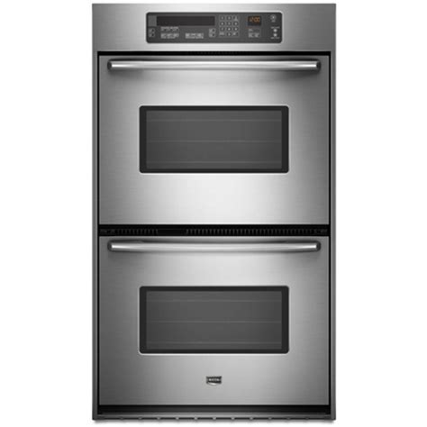 "Maytag MEW7630 Stainless Steel 30"" Built In Double"