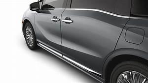 2018 Honda Odyssey Chrome Lower Door Garnish