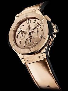 Montre Hublot Geneve : la cote des montres la montre hublot big bang zegg cerlati de la sup riorit de la femme ~ Nature-et-papiers.com Idées de Décoration