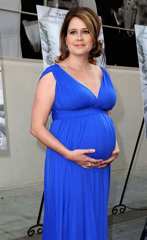 'The Office's' Jenna Fischer Announces She's Having A Boy ...