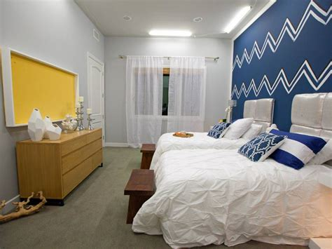 Bedroom Paint Ideas Chevron by 23 Bedroom Wall Paint Designs Decor Ideas Design