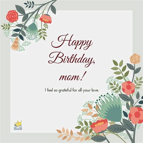 Check spelling or type a new query. 110+ Best Birthday Wishes for Mom, Mother Quotes, Messages, Saying