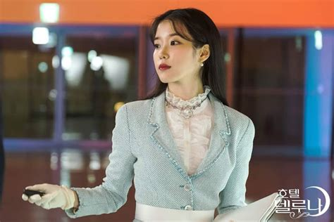 iu oozes otherworldly boss lady charm  hotel del luna