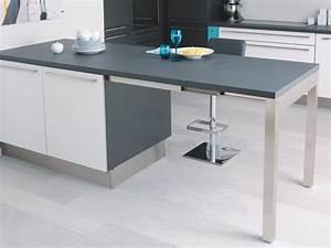 Table Plan De Travail Cuisine : des meubles pratiques et fonctionnels dans toute la maison ~ Melissatoandfro.com Idées de Décoration
