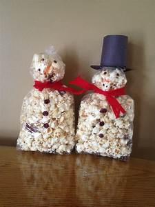 Geschenk Für Freund Zu Weihnachten : my neighbour gifts white chocolate popcorn snowmen winter pinterest weihnachten ~ Frokenaadalensverden.com Haus und Dekorationen