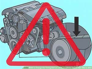 5 Ways To Change The Timing Belt On A 2 0l  4 Cylinder