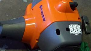 Husqvarna 128ld  One Year Old Review And Cold Start In