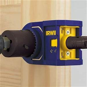Mechanic Template Wood Door Lock Installation Kits Tools Irwin Tools