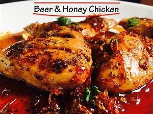Honey Beer Chicken - YouTube