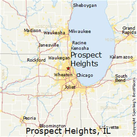places    prospect heights illinois