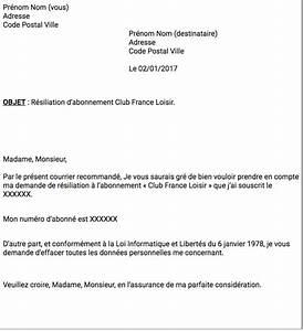 Modele Lettre Resiliation Assurance Moto Pour Vente : modele de lettre resiliation salle de sport ~ Gottalentnigeria.com Avis de Voitures