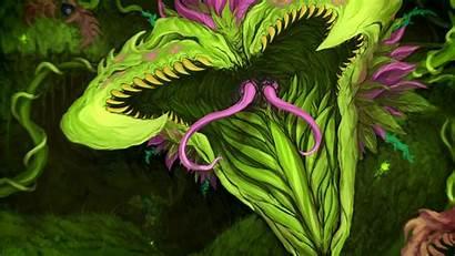 Terraria Plantera Profile Concept Creation Inspired Aryion