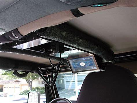 truck overhead storage console google search fj