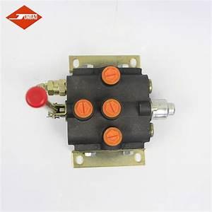 High Performance Remote Control Hydraulic Valve Solenoid