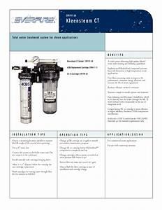 Feeder  Deliming System Ev9799-02 Manuals
