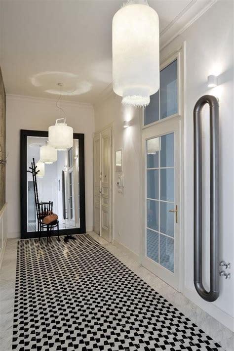 apartment harmonizes  nature  art nouveau elements