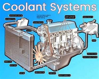 Diesel Cooling System Generator Proper Coolant Maintenance