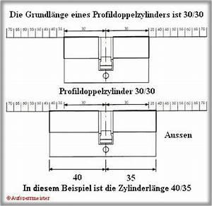 Schließzylinder Größen Tabelle : schlie zylinder ma e ermitteln automobil bau auto systeme ~ Eleganceandgraceweddings.com Haus und Dekorationen