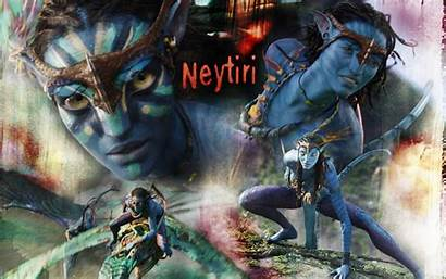 Avatar Neytiri Wallpapers 2009 Film Background Fanpop