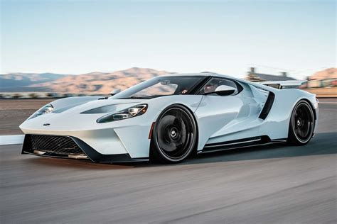 cars ford 2017 ford gt first ride with video motor trend