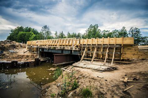 Atjaunoti tilti Latgalē un Kurzemē - Latvijas Valsts Ceļi