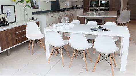 White Kitchen Pictures Ideas - white kitchen table and chairs derektime design elegance and versatility white kitchen table