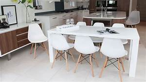 White Kitchen Table And Chairs — Derektime Design